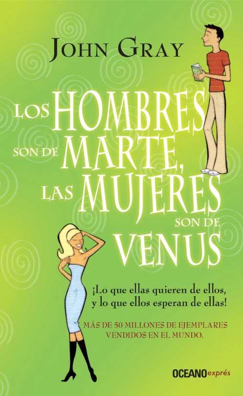 LOS HOMBRES SON DE MARTE, LAS MUJERES SON DE VENUS (BOLSILLO)