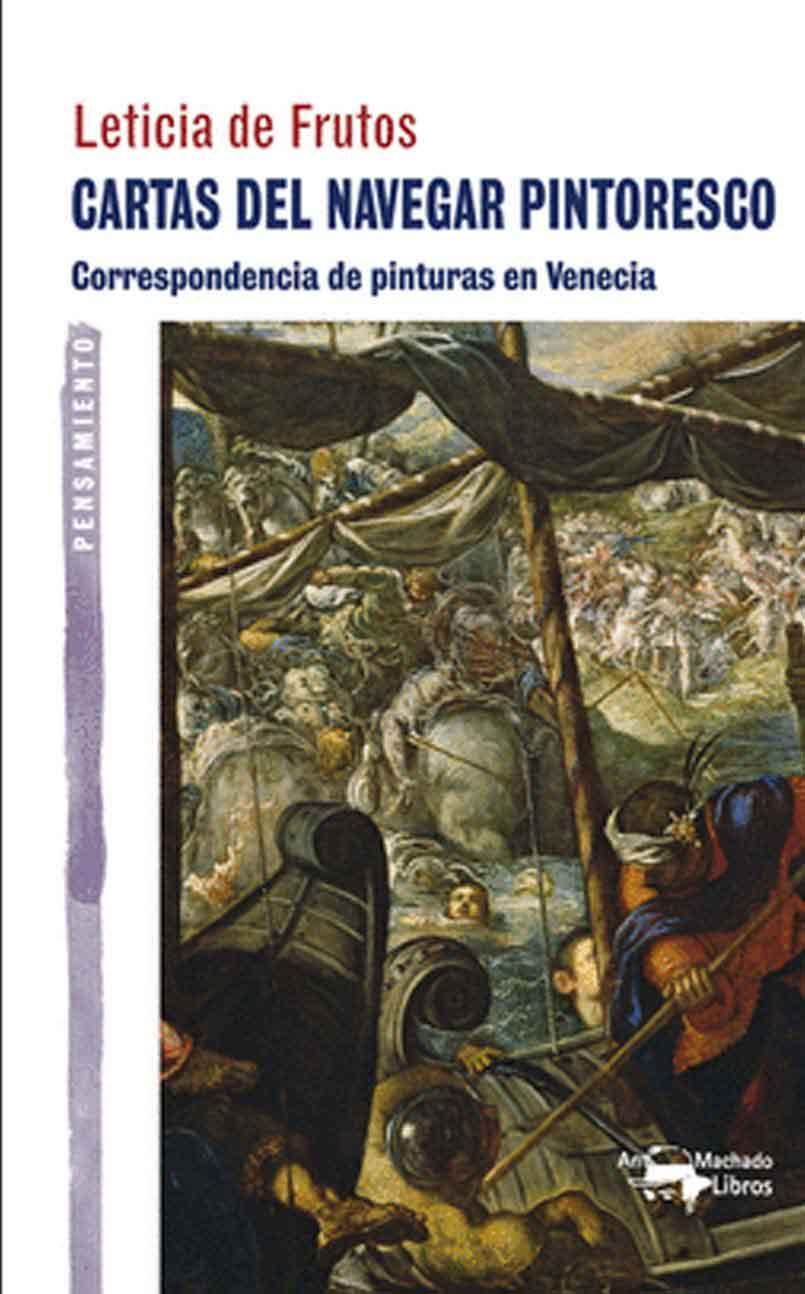 CARTAS DEL NAVEGADOR PINTORESCO