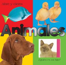 ANIMALES - ABRE Y CIERRA