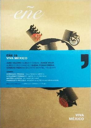 EÑE Nº 29 VIVA MEXICO