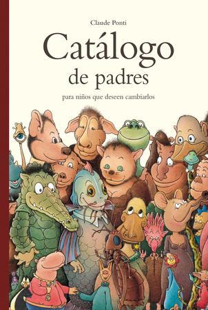 CATALOGO DE PADRES PARA NIÑOS QUE DESEEN CAMBIARLOS