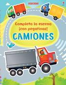CAMIONES - COMPLETA LA ESCENA CON PEGATINAS