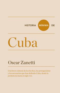 HISTORIA MINIMA DE CUBA