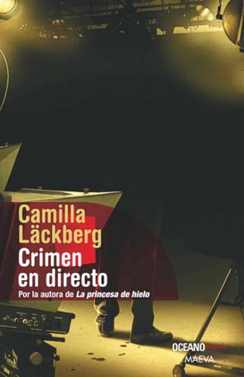 CRIMEN EN DIRECTO - TAPA DURA