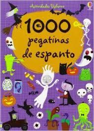 1000 PEGATINAS DE ESPANTO