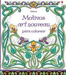 MOTIVOS ART NOVEAU PARA COLOREAR