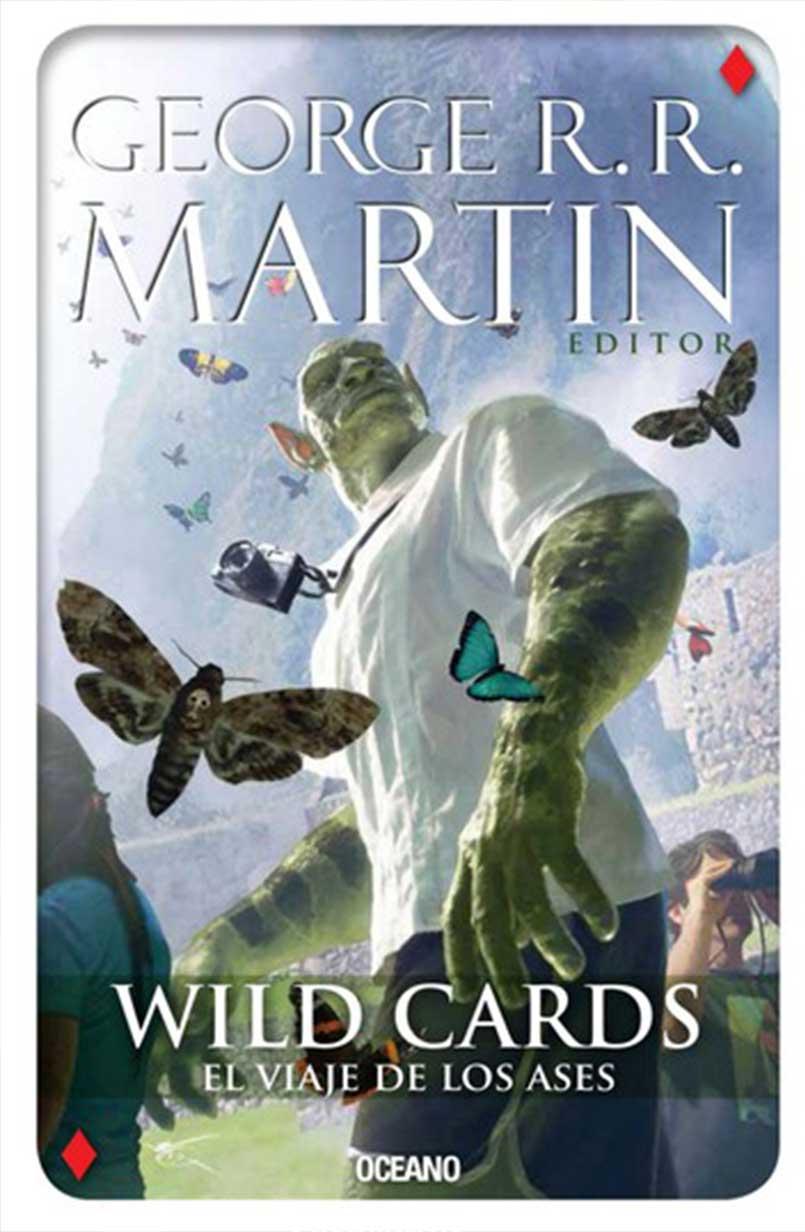 WILD CARDS. EL VIAJE DE LOS ASES