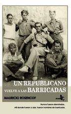 UN REPUBLICANO QUE VUELVE A LAS BARRICADAS