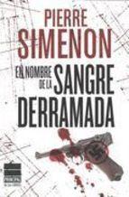 EN NOMBRE DE LA SANGRE DERRAMADA