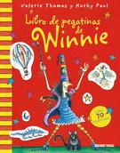 LIBRO DE PEGATINAS DE WINNIE **