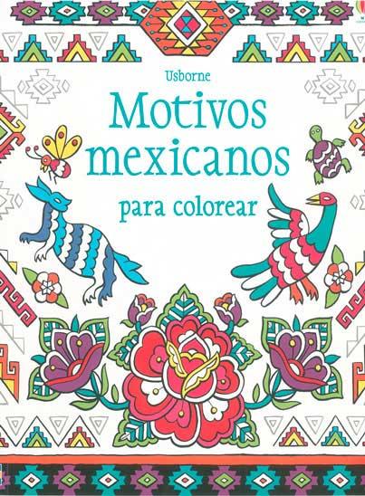 MOTIVOS MEXICANOS PARA COLOREAR