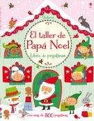 TALLER DE PAPA NOEL, EL - LIBRO DE PEGATINAS