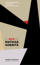 ECO DE MATHIAS GOERITZ, EL **