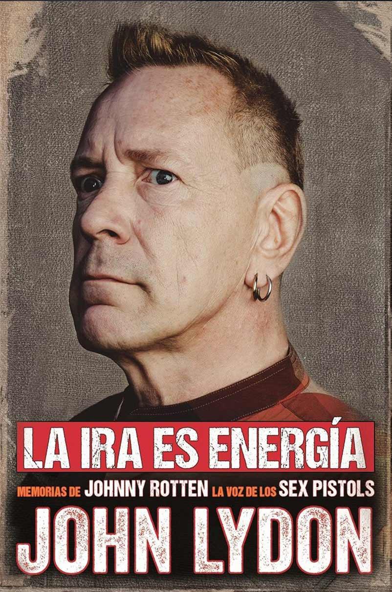 IRA ES ENERGIA, LA. JOHN LYDON
