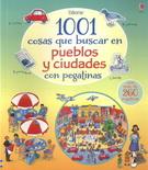 1001 COSAS QUE BUSCAR EN PUEBLOS Y CIUDADES CON PEGATINAS