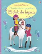 CLUB HIPICA. EL VESTUARIO EN PEGATINAS