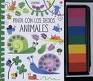 PINTA CON LOS DEDOS. ANIMALES