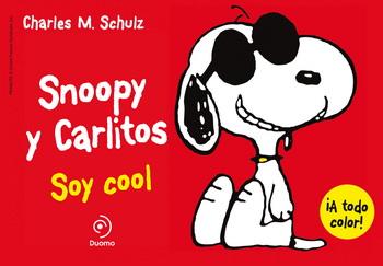 SNOOPY Y CARLITOS SOY COOL
