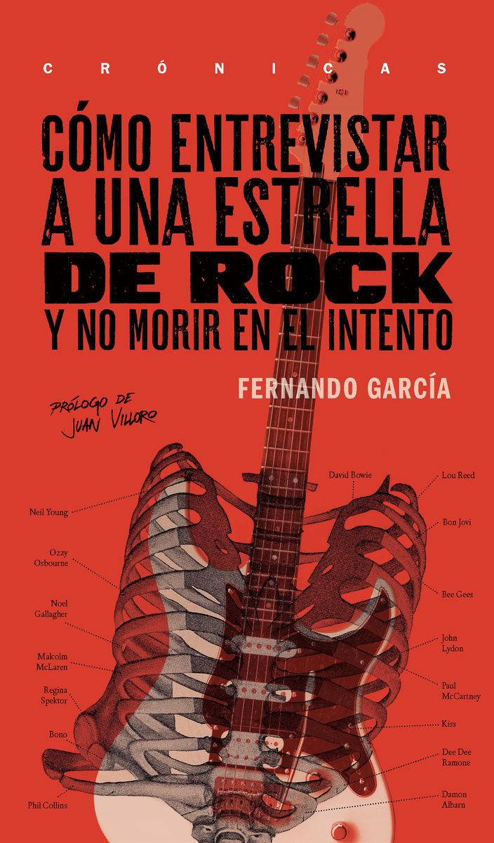 COMO ENTREVISTAR A UNA ESTRALLE DE ROCK Y NO MORIR EN EL INT