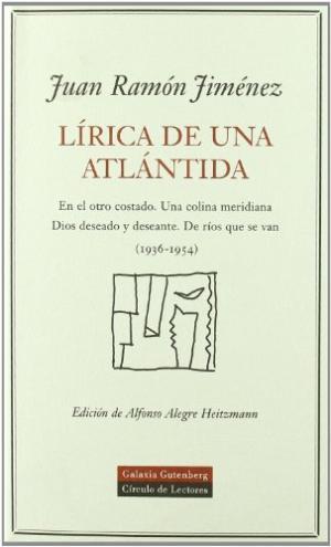 LIRICA DE UNA ATLANTIDA