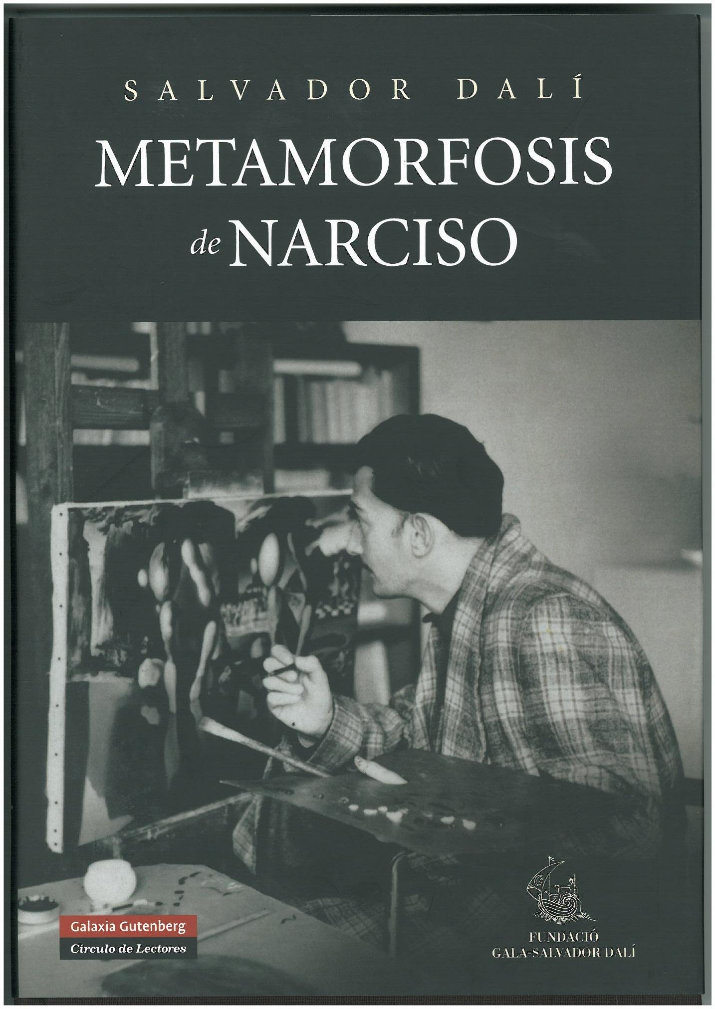 METAMORFOSIS DE NARCISO