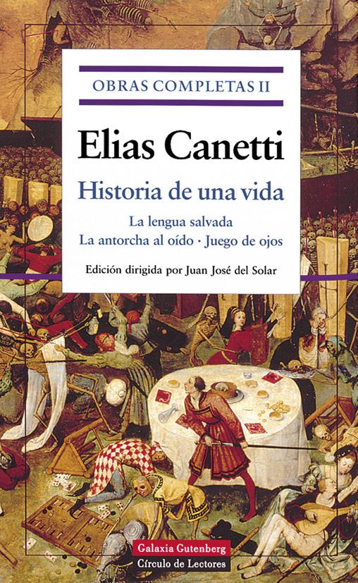 HISTORIA DE UNA VIDA. OBRAS COMPLETAS VOL II