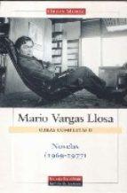 OBRAS COMPLETAS-II-VARGAS LLOSA