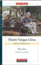 OBRAS COMPLETAS-V-VARGAS LLOS