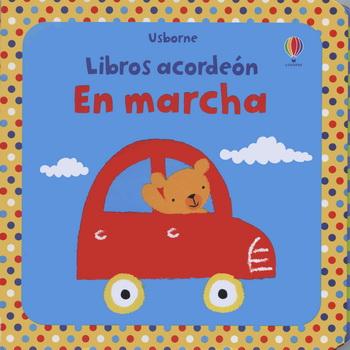EN MARCHA. LIBROS ACORDEON