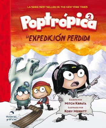 POPTROPICA2. LA EXPEDICION PERDIDA