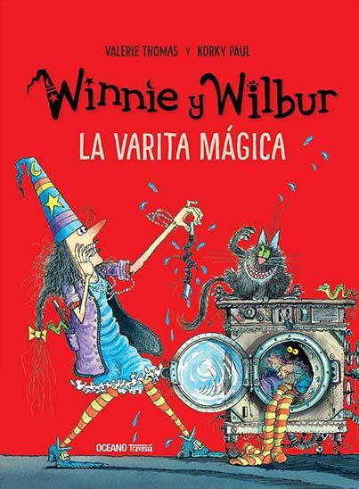 WINNIE Y WILBUR. LA VARITA MAGICA