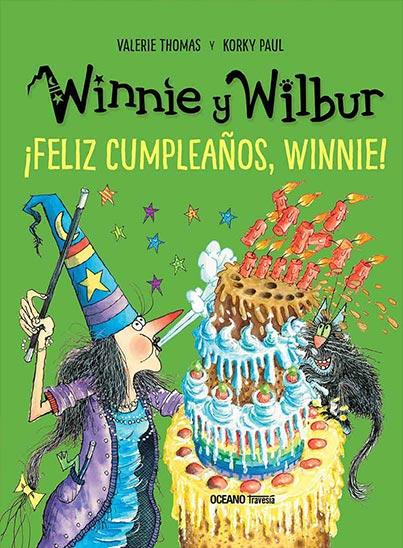 WINNIE Y WILBUR. FELIZ CUMPLEAÑOS!