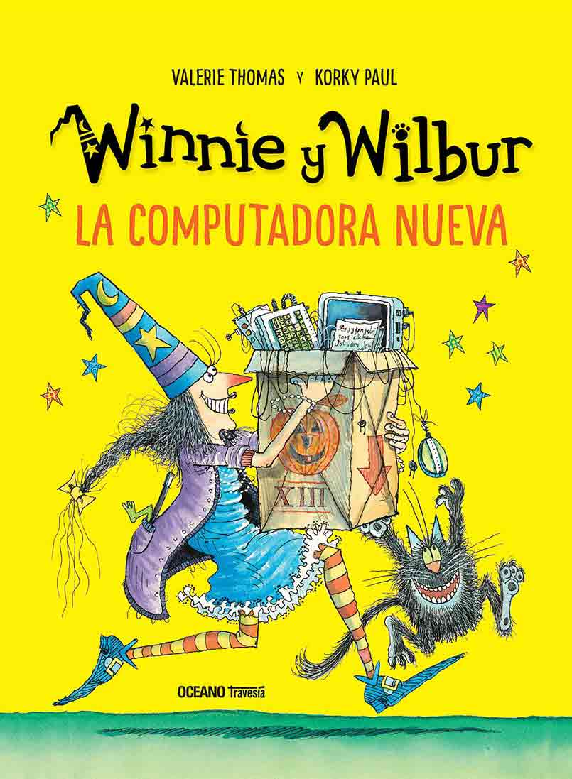 WINNIE Y WILBUR. LA COMPUTADORA NUEVA