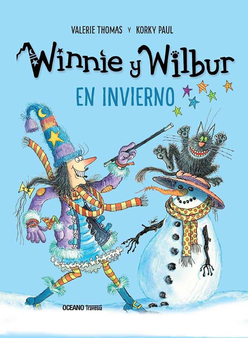 WINNIE Y WILBUR EN INVIERNO