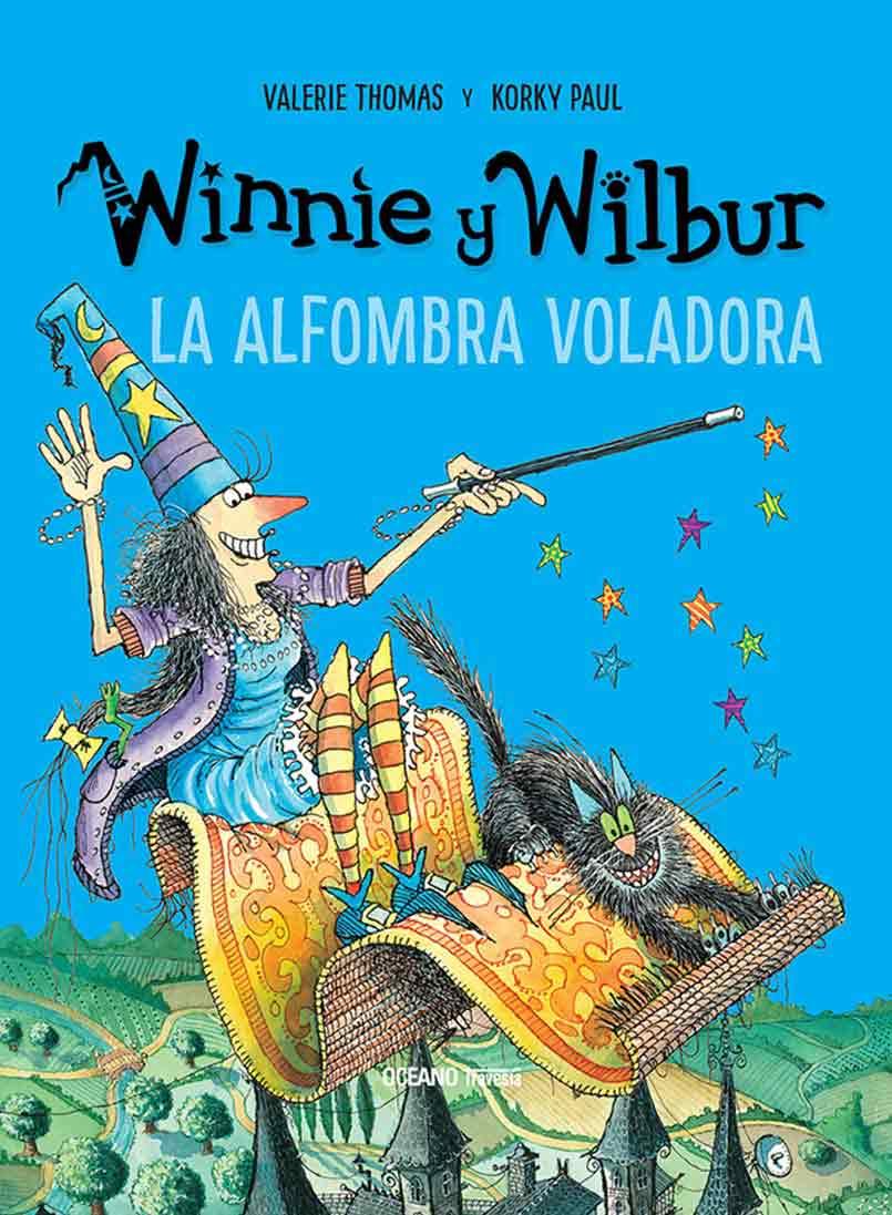 WINNIE Y WILBUR. LA ALFOMBRA VOLADORA
