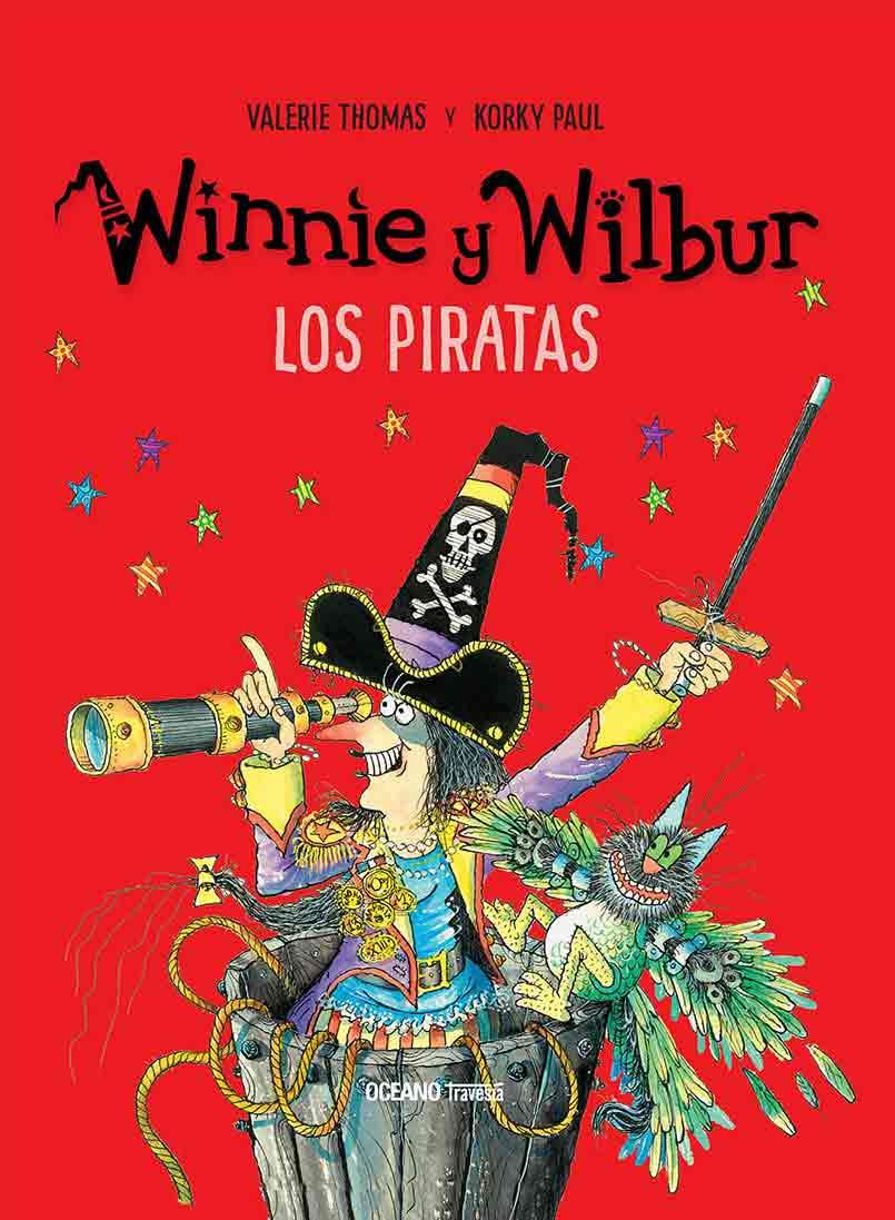 WINNIE Y WILBUR. LOS PIRATAS