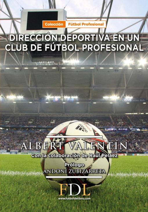 DIRECION DEPORTIVA EN UN CLUB DE FUTBOL PROFESIONAL