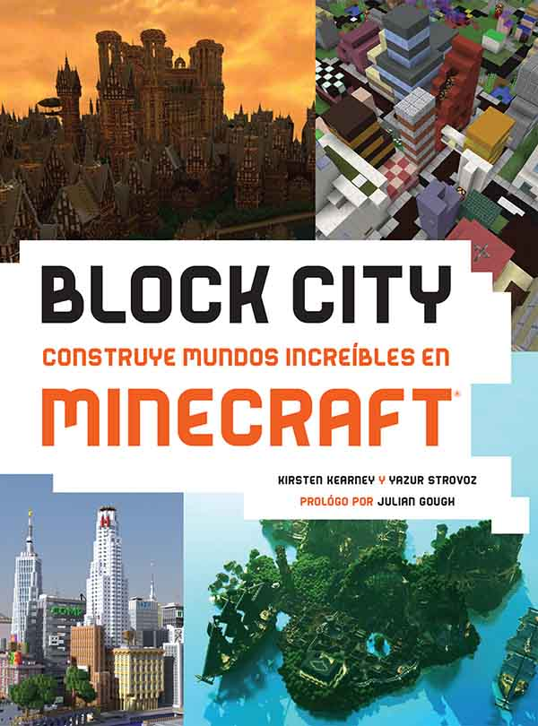 BLOCK CITY: CONSTRUYE MUNDOS INCREIBLES EN MINECRAFT