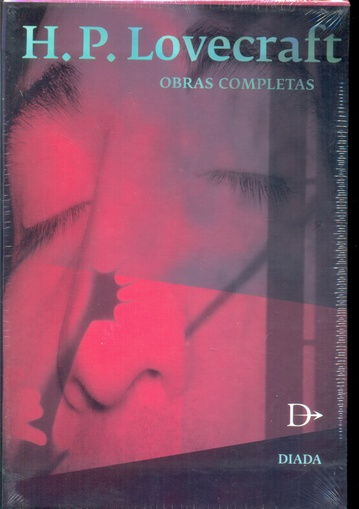 H. P. LOVECRAFT. OBRAS COMPLETAS