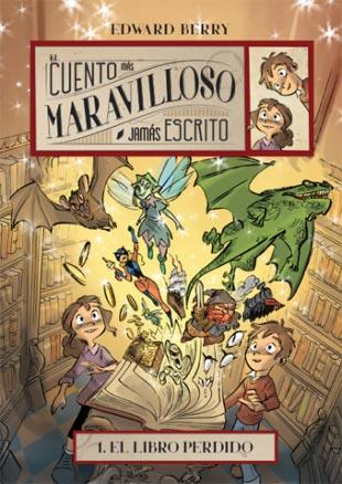 LIBRO PERDIDO, EL. 1