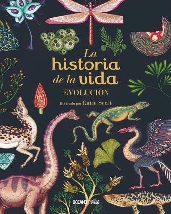 HISTORIA DE LA VIDA. EVOLUCION