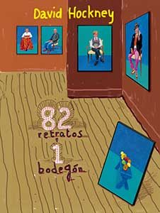 DAVID HOCKNEY - 82 RETRATOS Y 1 BODEGON