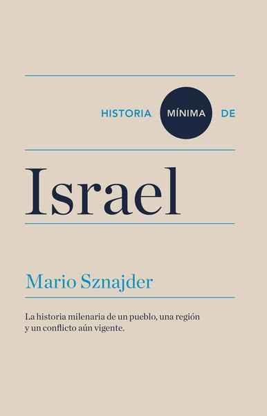 HISTORIA MINIMA DE ISRAEL