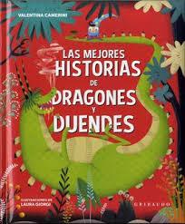 LAS MEJORES HISTORIAS DE DRAGONES Y DUENDES