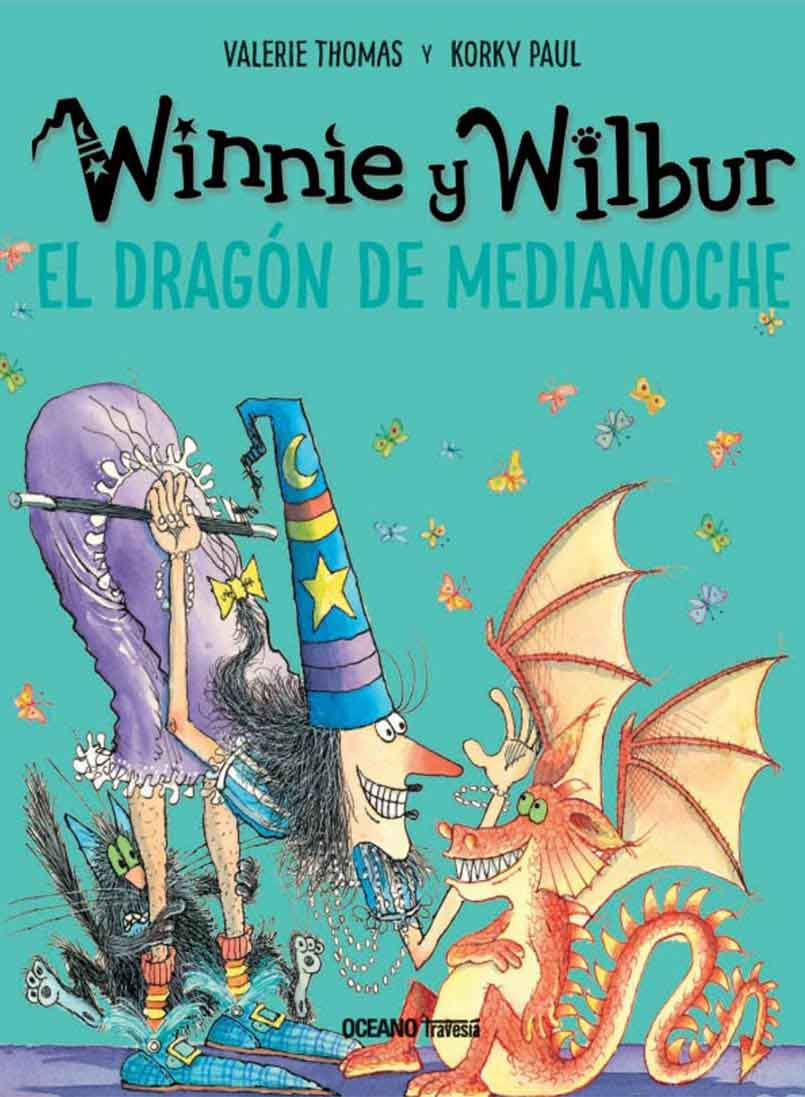 WINNIE Y WILBUR. EL DRAGON DE MEDIA NOCHE