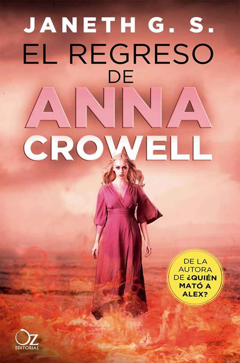 REGRESO DE ANNA CROWELL