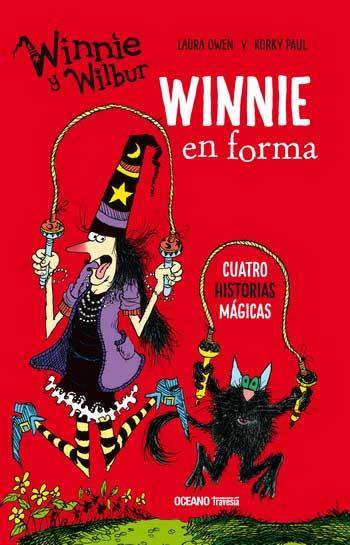 WINNIE Y WILBUR. WINNIE EN FORMA - RUSTICO