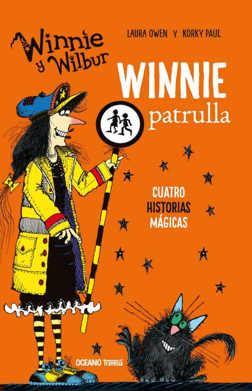 WINNIE Y WILBUR. WINNIE PATRULLA - RUSTICA