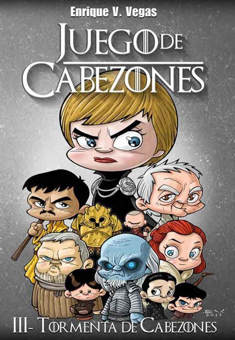 JUEGO DE CABEZONES III. TORMENTA DE CABEZONES