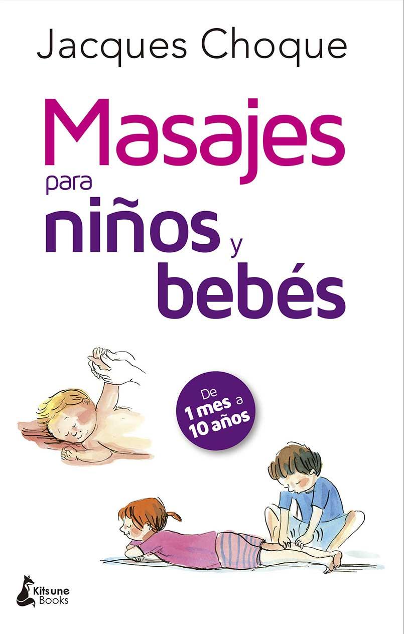 MASAJES PARA NIÑOS Y BEBES